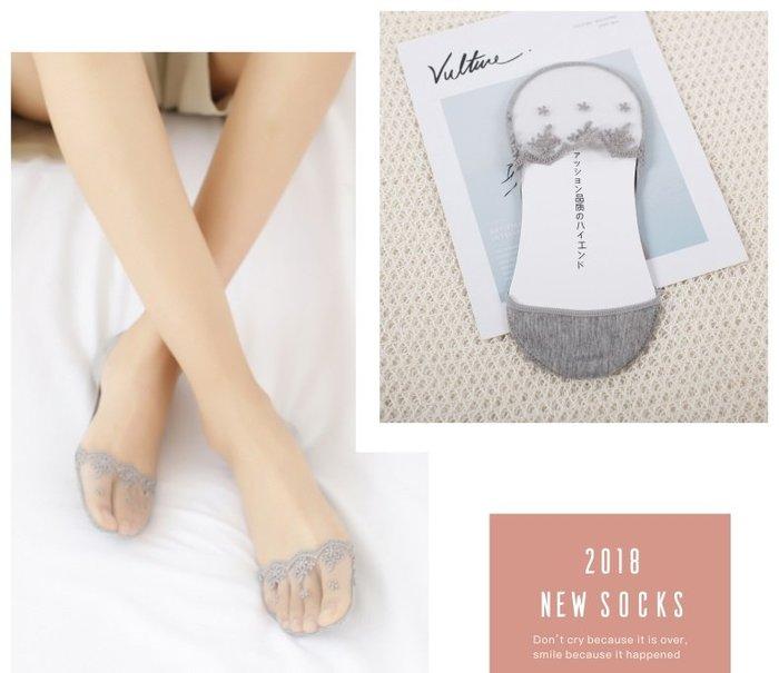 福福百貨~5雙純棉淺口隱形矽膠防滑絲襪女短薄款夏天襪子短襪船襪~4雙送1雙
