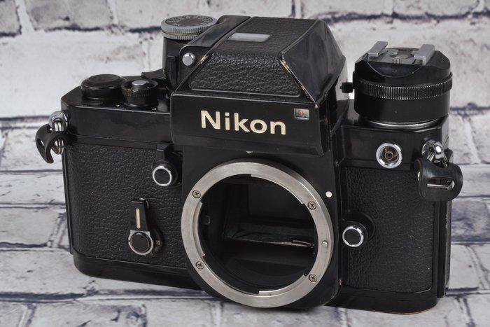 【品光攝影】Nikon F2 + DP-1 + AS-1 單機身 經典機械式底片機 黑機 GA#61833