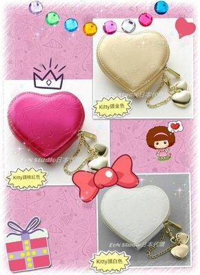 ✰Mia日系小舖✰【現貨】Hello Kitty愛心造型零錢包