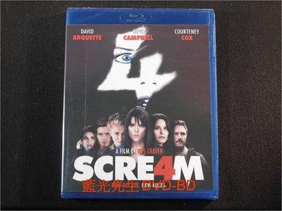 [藍光BD] - 驚聲尖叫4 Scream 4 ( 威望公司貨 )