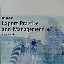 Export Practice and Management (4th edition),  Alan Branch.  2000