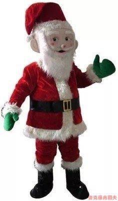 [優品購生活館]特價出清 聖誕老人卡通人偶服裝 行走卡通服裝活動服裝廣告宣傳道具服卡通服