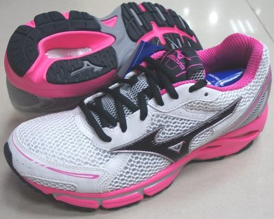 *世偉運動精品* 美津濃 MIZUNO 8KN-32109  WAVE RESOLUTE (W)  慢跑鞋 女鞋