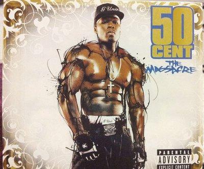 50 Cent 五角  The Massacre 街頭大屠殺