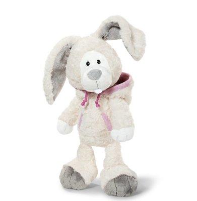 公仔 玩偶 禮物抱枕毛絨玩具女生可愛丑萌冬季雪兔子公仔娃娃兒童女孩玩偶生日禮物