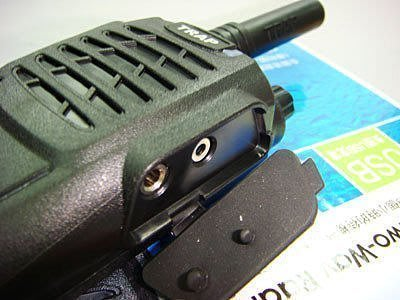 《實體店面》【TRAP】 TR-99 專業對講機 支援USB充電 送耳機麥克風(市 價390) TR99