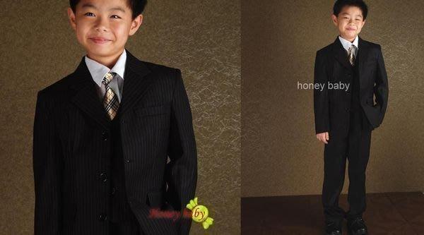 Honey Baby- ~NO.583 花童套裝 高質量,男童西裝(加大碼) 兒童西裝,花童禮服-5件式
