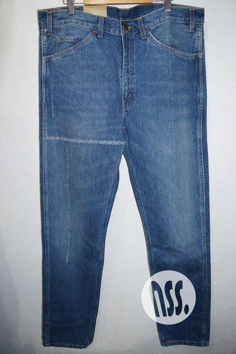 特價「NSS』LEVIS LEVI'S LVC 30605 0065 破壞 水洗 牛仔褲 大E 橘標 W34