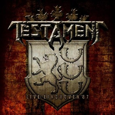 ##重金屬  全新進口CD  Testament / Live At Eindhoven '87