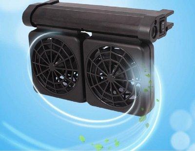 單頭 魚缸散熱風扇【NF586】魚缸水族箱降溫散熱強勁風扇