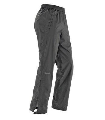 【【蘋果戶外】】Marmot 41240-1440 深灰色 美國 男 PreCip 土撥鼠 防水雨褲 類GORE-TEX