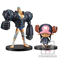 全新未開 日版 眼鏡廠 banpresto one piece 海賊王 dxf grandline gold film 芬奇 chopper 索柏 共2款