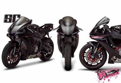 ♚賽車手的試衣間♚ Zero Gravity® Yamaha YZF R1 / R1M 15-19 SR款 風鏡
