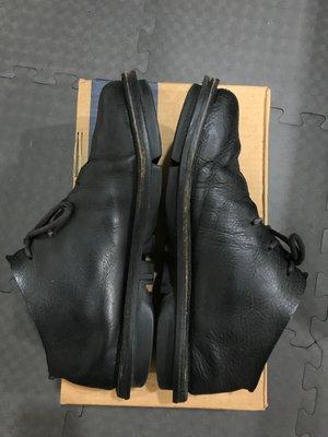 trippen 40號 Gangster 皮鞋 黑色 休閒 正式