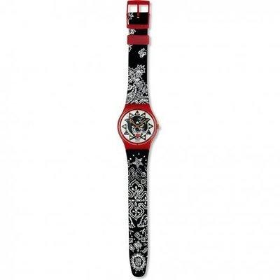 swatch 設計品牌錶 (GR117)
