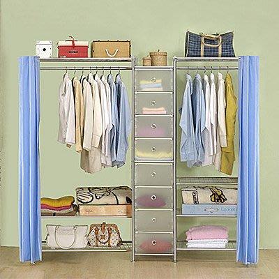 【中華批發網DIY家具】D-62B-06-W3型90+pp+W4型60衣櫥置物櫃-(前罩)不織布