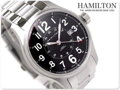 HAMILTON 漢米爾頓 手錶 Khaki Field 男錶 中性錶 機械錶 瑞士製 H70615133