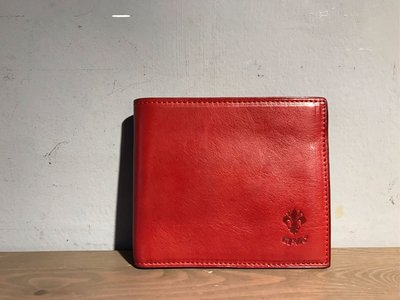 CI-VA紅色短夾(已預訂)