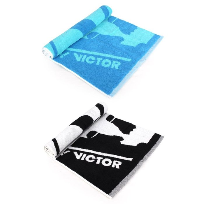 VICTOR 運動毛巾(一只入 海邊 浴巾 游泳 戲水 慢跑 路跑 勝利【98341658】≡排汗專家≡