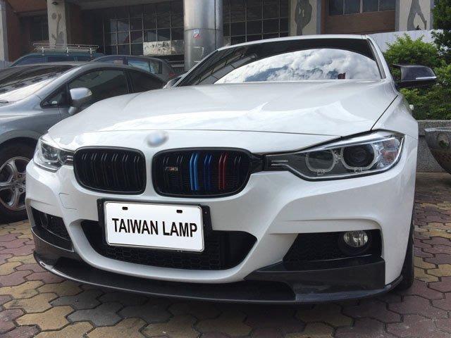 《※台灣之光※》全新BMW 12 13 14 15年F30 F31 328I專用LED雙光圈HID黑框魚眼投射大燈組