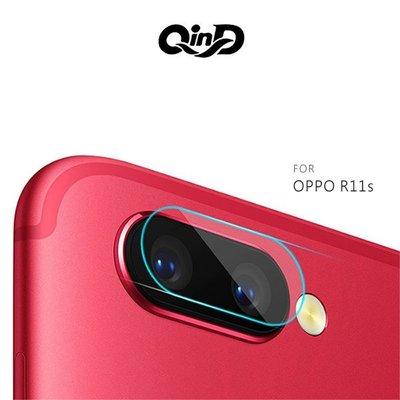 --庫米--QinD OPPO R11s 鏡頭玻璃貼(兩片裝) 鏡頭貼 保護貼 玻璃貼