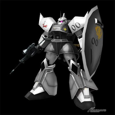 [機動戰士] HCM Pro Gundam - 勇士 (一年戰爭版本)