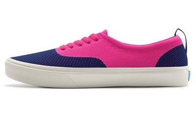 =CodE= PEOPLE FOOTWEAR STANLEY KNIT 輕量編織休閒鞋(粉紅藍)NC02K-011.男女