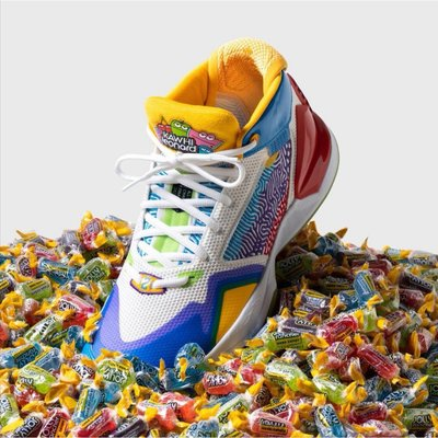 "正品 現貨 New Balance x Jolly Rancher ""The Kawhi "" 彩色 BBKLSMT1"