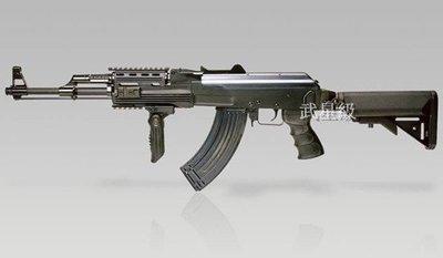 台南 武星級 SRC AK TAC 全金屬 電動槍 三代 (AK74 AK47 AKM PMC BB槍狙擊槍卡賓槍衝鋒槍