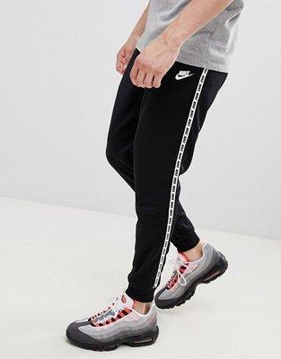 代購Nike logo taping cuffed joggers休閒時尚運動長褲XS-2XL