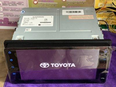 全新TOYOTA DA 7吋 藍芽 USB 音響 主機 RAV4 CAMRY WISH ALTIS YARIS VIOS