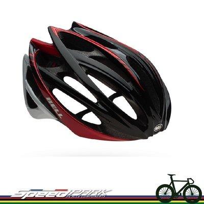 速度公園 Bell 美國品牌 Gage Mips 頂級自行車安全帽 黑紅 L 公路車 登山車 小折 單速車 安全帽