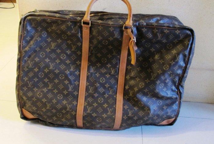 真品LV SIRIUS系列 60公分 復古稀有Monogram 旅行袋