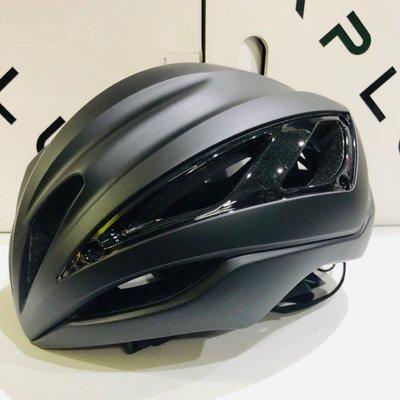 【皇小立】KPLUS ULTRA 磁吸式安全帽 霧黑 自行車安全帽 / KASK MONTON POC OGK GIRO