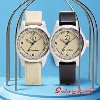 兒童錶 手錶男女錶迷你學生簡約小錶盤時尚兒童錶防水光能錶T