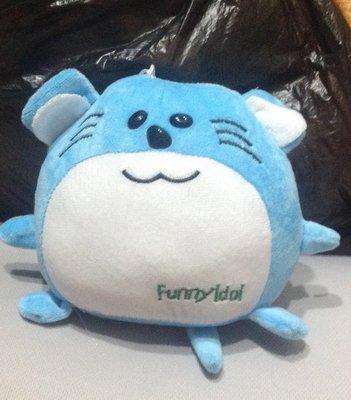 全新藍色鼠funny idol