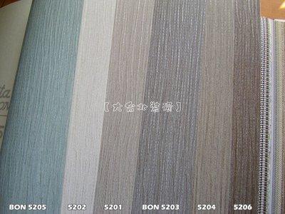【大台北裝潢】BON台灣現貨壁紙* 折光 立體 素色 (6色) 每支650元