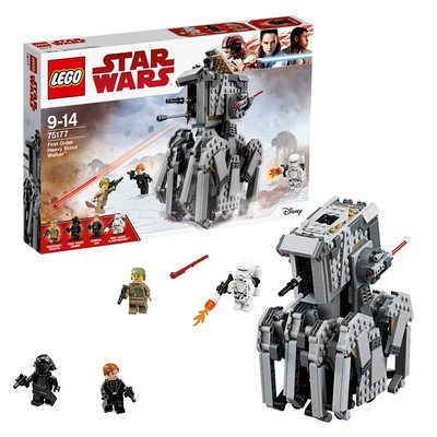 樂高 LEGO 75177 Star Wars 星際大戰 First Order Heavy Scout Walk