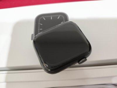 聯翔通訊 Apple Watch S5 44mm 鋁金屬 台灣原廠保固2021/8/11 原廠盒裝 ※換機優先