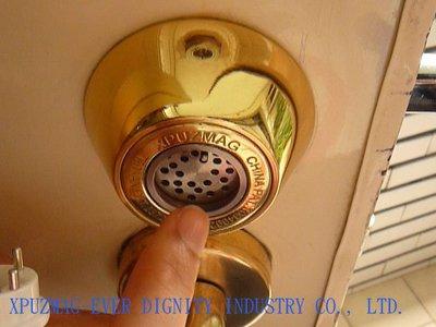 智慧輔助喇叭鎖 智慧門鎖,小偷不能破解,魔幻鎖,Smart door Lock,Diy,deadbolt,XPUZMAG