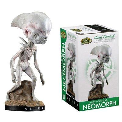 [狗肉貓]_NECA__ Alien Covenant  _Neomorph_異形聖約_搖頭娃娃_