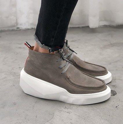【BIRDYEDGE】 品牌設計 歐洲 牛皮 飛鼠靴 男靴  增高靴 8CM 增高  原價12800  4折起 下殺
