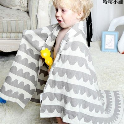 精選 冬季全棉嬰兒抱毯空調毯純棉寶寶推車毯蓋毯嬰童毯子兒童小毛毯棉