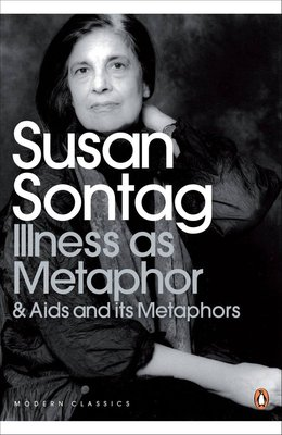 蘇珊·桑塔格 疾病的隱喻 英文原版 Illness as Metaphor and AIDS and Its Metap
