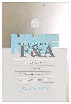 【公司貨】F&A嚴選 溫士頓 Dr.PGA NMF 超導保濕修復面膜 ( 膠膜盒裝10片入 )  買就送外出體驗包 台北市