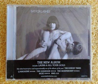 ◎2012全新進口版CD未拆!棒棒仙女-Bat For Lashes-著魔者專輯-等11首好歌◎Natasha Khan