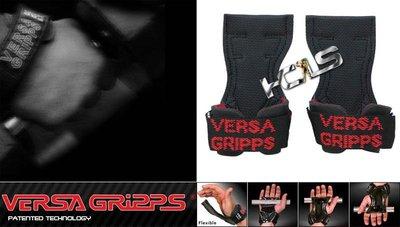 美國【Versa Gripps Classic】 經典系列 3合1 健身 拉力帶 (美國專利產品) XL 黑色