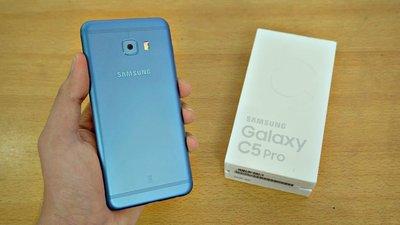 熱賣點 旺角實店 三星 C5 Pro 全新Samsung Galaxy  c5 pro 籃金粉