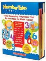*小貝比的家*NUMBER TALES /16 BOOKS+1 TEACHING GUIDE/平裝