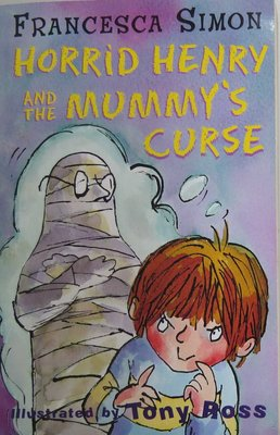 《Francesca Simon》Horrid Henry and the Mummy's Curse  原價370元